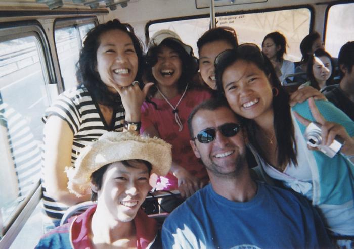 オーストラリアパースでの留学多様な国の方と交流をしました